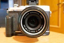 Fujifilm X-E3 + Fujinon 23mm f2.0 Silver