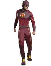 """Flash Mens Costume, Standard, CHEST 44"""", WAIST 30 - 34"""", INSEAM 33"""""""