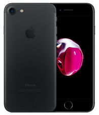 Apple iPhone 7 32GB Nero ITALIA Opaco Retina 4G LTE NUOVO 4G LTE Smartphone