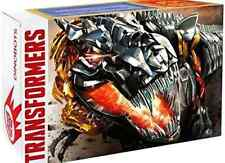 Transformers: Dinobots Set with Pop-Up Headquarters SDCC 2014 Exclusive