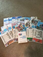 Unusual Pepsi Collectible 1991 School Sports Promotional Materials