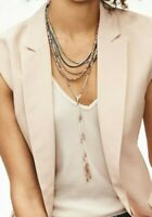 Stella & Dot Logan Layered Necklace - New! RV $99 - VERSATILE!