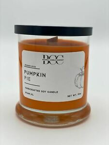 Pumpkin Pie Scented Candle 10 oz