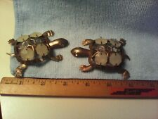 Vintage Pair Of Turtles magnets