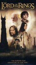Lord of the Rings The Two Towers (2002 VHS)