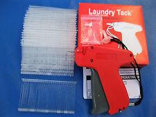 "Fine Tagging Gun & 1000  2"" Clear Fine Plastic Barbs"