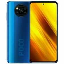 POCO X3 NFC - 128 Go - Cobalt Blue (Désimlocké) (Double SIM)