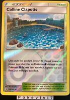 Carte Pokemon COLLINE CLAPOTIS 120/145 REVERSE Soleil et Lune 2 SL2 FR NEUF