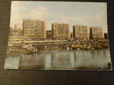CPSM Boulogne sur Mer quai Gambetta la flotille