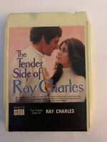 Ray Charles The Tender Side Of SMI8 11P 8 Track Tape Tested C