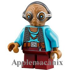 NEW LEGO Star Wars Force Awakens Battle on Takodana 75139 MAZ KANATA Minifigure