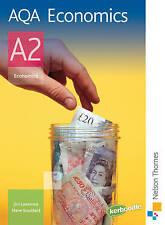 AQA Economics A2 by Jim Lawrence, Steve Stoddard (Paperback, 2009)