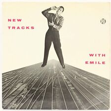 New Tracks With Emile   Emile Ford and The Checkmates Vinyl Record