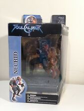 Soul Calibro II-NECRID Ultra-ACTION FIGURE-Boxed-SIGILLATO