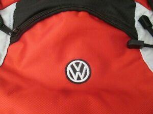 Volkswagen VW Backpack Brand New Medium Size Lightweight Backpack with VW Logo