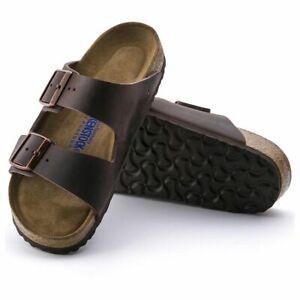 Birkenstock Arizona BS Habana Oiled Nubuck Leather Sandal - NEW - Choose Size