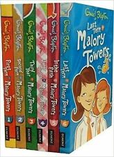 Enid Blyton'S Malory Towers 6 Books Collection Set Pack [Paperback] [Jan 01, 201