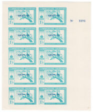(I.B-JA) Cinderella Collection : Isle of Sark Shipping 1/3d (Europa 1961)