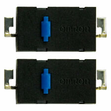 2x OMRON D2LS-21 Microswitch Maustaster RepSet passend für Logitech MX Anywhere