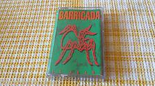 ZZ- CASSETTE BAD - BARRICADA - LA ARAÑA - RARE - 1994 - POLYGRAM - IBERICA