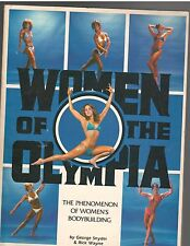 Women Of The Olympia Female Bodybuilding Rachel McLish George Snyder/Rick Wayne