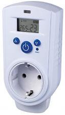 Raumthermostat Steckdosenthermostat Thermostat für Infrarot-/Elektro-Heizung