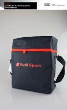 Audi Sport Kühltasche 3292000300 dunkelgrau/rot verstellbarer Tragegurt