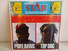 "MAXI 12"" PHIFE DAWG / TOP DOG Cabbin stabbin DUCK DOWN RECORDS DDHS 23"