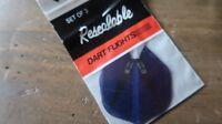 Details about  /3 NEW Vintage Dart Flights ADULT BUTT MOONING