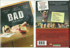 DVD - BAD TEACHER avec CAMERON DIAZ, JUSTIN TIMBERLAKE / COMME NEUF - LIKE NEW