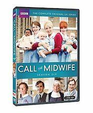 Call the Midwife: Season Six (DVD, 2017) 3 DISCS