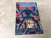TERMINATOR #4 NM COMIC 1990 DARK HORSE