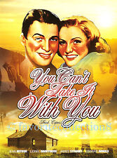 You Can't Take It with You (1938) - Jean Arthur, James Stewart  - DVD NEW