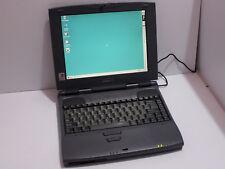 Toshiba Satellite 2180CDT, AMD k6-2-475MHz, Windows 98, Vintage Games, WORKING!