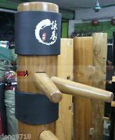 2pcs Wing Chun Ip Man Wooden Dummy Punch Head Protect Pads Wing Tsun Kung Fu Pad