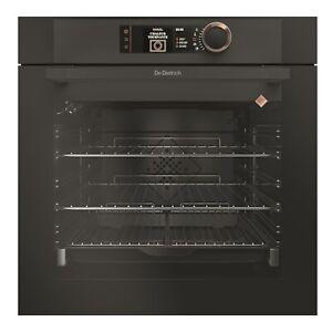 De Dietrich DOP7350A 73 Litre Multifunction Pyrolytic Oven - Black