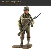 1:18 21st Century Toys Ultimate Soldier WWII US Army Airborne Infantry Figure
