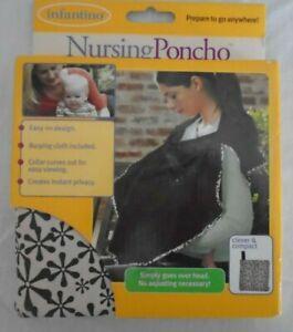 New Baby Infant Nursing Breastfeeding Poncho Coverup