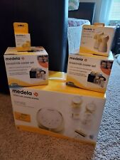 Medela Smart Breast Pump Bundle Brand New Sealed Never Opened