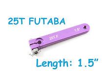 "1pc 1.5"" Heavy Duty Aluminum 25T Futaba/Savox Servo Arm, US TH007-03809"