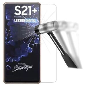 For Samsung Galaxy S21 S21 5G Plus Ultra Tempered Glass Screen Protector Cover