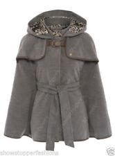 Cappotti e giacche da donna grigio formale lana
