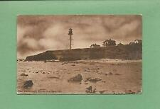 Nice View Of The LIGHTHOUSE At POINT LOMA In SAN DIEGO, CA Vintage Postcard