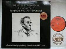 JARVI CONDUCTS STENHAMMAR SYMPHONY NO 2 & EXCELSIOR GOTEBORGS SO BIS 251