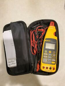 Fluke 773 Milliamp Process Clamp Meter With Case