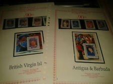 Mint Never Hinged/MNH British Multiples Stamps