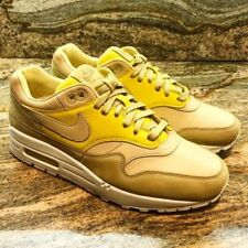 Nike Yellow Nike Air Max 1 Trainers for Men