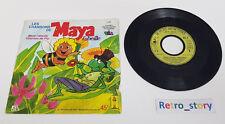 Disque Vinyle 45T - Les Chansons De Maya L'Abeille