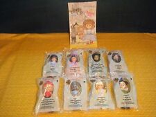 Madame Alexander 2007 Wizard of Oz McDonald's Happy Meal Dolls Compete set of 8
