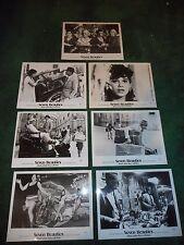 SEVEN BEAUTIES - ORIGINAL SET OF 7 PUBLICITY PHOTOS - WERTMULLER/GIANNINI